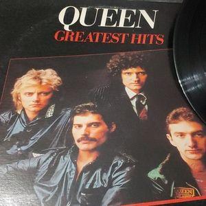 1981 vinyl record QUEEN